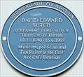 Image for Lord Sutch Blue Plaque - Ace Cafe, Old North Circular Road, London, UK