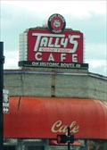 Image for Historic Route 66 - Tally's - Tulsa, Oklahoma, USA.