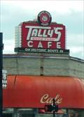 Image for Historic Route 66 - Tally's - Tulsa, Oklahoma, USA.