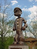 Image for Popeye Statue - Chester, Illinois