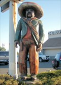 Image for Carved Mexican Men  -  Brookings, OR