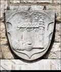 Image for Erb mesta Spišské Podhradie na mestskom urade / Spišské Podhradie coat of arms on Town Hall - Spišské Podhradie (North-East Slovakia)