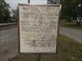 Image for Monetta historical sign - Monetta, SC