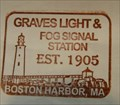 Image for Graves Light & Fog Signal Station - Boston, MA, USA