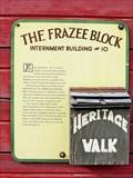 Image for Frazee Block - Greenwood, BC