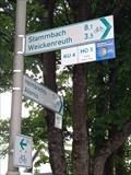 Image for Radpilgerweg Marker - Obersauerhof, BY, Deutschland