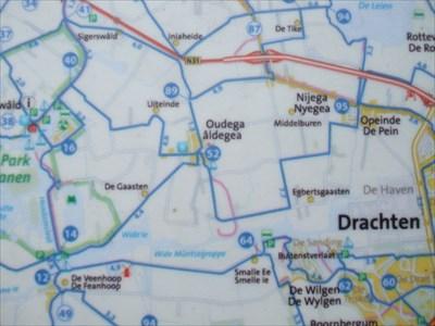 89 - Opperburen - NL - Fietsroutenetwerk Zuidoost Friesland