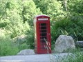 Image for Red Telephone Box - Palgrave, Ontario, Canada