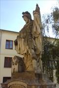 Image for Socha sv. Floriána - Šlapanice, Czech Republic