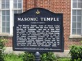 Image for Masonic Temple - Williamson County Historical Society