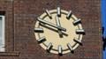 Image for Tram Depot Clock - Gelsenkirchen, Germany