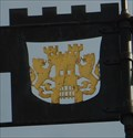 Image for CoA City Euskirchen at the Weatherfane of the Townhall - Baumstraße 2 - Euskirchen - Nordrhein-Westfalen / Germany