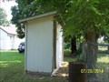 Image for Outhouse at Leann School and Cemetery - Leann, MO