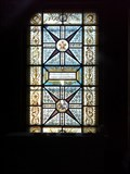 Image for Okno mauzolea rodiny Schmidt / Schmidt Family Mausoleum Window, Ceský Dub, Czech republic