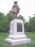 Image for General Alexander Hays, Gettysburg, Pennsylvania