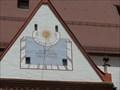 Image for Sundial, Stadtkirche-Maria Himmelfarht - Landsberg am Lech, Bayern, Germany