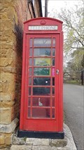 Image for Red Telephone Box - Knipton, Leicestershire