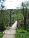 Image for Footbridge near Karolinka, CZ