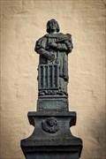 Image for Statue des heiligen Laurentius