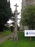 Image for St Martin's Church Cross - Zeals, Wiltshire, UK