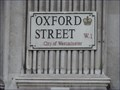 "Image for ""Oxford Street"" by Everything But The Girl - Oxford Street, London, UK"
