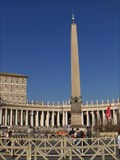 Image for Obelisk at Saint Peter's Square, Vatican City