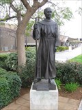 Image for Junipero Serra on Santa Clara University Campus