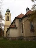 Image for Zvonice kostela sv. Mikuláše - Hnidousy, Kladno, CZ