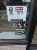 Image for KFC - Wifi Hotspot - Nepean, ON