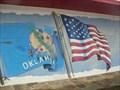 Image for Flag Mural - Chickasha, OK