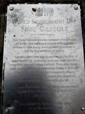 Image for World Environment Day - Time Capsule - Kew Gardens, London, Great Britain.