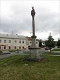 Image for St. John of Nepomuk Column - Dolany, Czech Republic