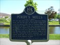 "Image for ""PURDY'S MILLS""  --  Lindsay"