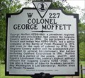Image for Colonel George Moffett