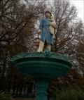Image for Baker Memorial Fountain - Owego, New york