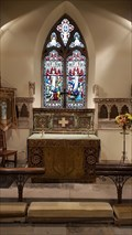 Image for Mosaic Reredos - St James the Great - Norton juxta Kempsey, Worcestershire