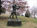 Image for Sergeant Alvin C. York Statue - Nashville, Tennessee
