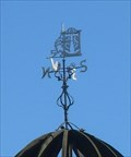 Image for Wave and Anchor Weathervane, Anchor Hotel, Copperas Road, Brightlingsea, Essex.