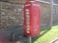 Image for Red Telephone Box - Main Street, Farthingstone, Northamptonshire, UK