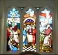 Image for Stained Glass, All Saints Church, Datchworth, Herts, UK