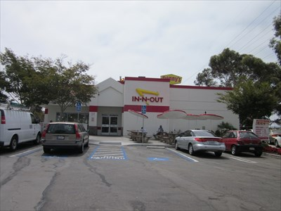 Mile Of Cars >> In N Out Mile Of Cars National City Ca Burger Shops