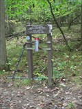 Image for NCT/FLT trail register at NY/PA Line