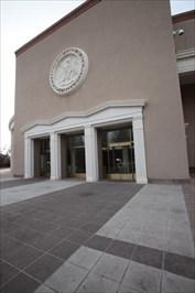 East Entrance 3, Santa Fe, NM