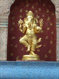 Image for Ganesh—Eight Wall Temple—Jinghong, Yunnan Province, China