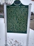 Image for Kindleberger Park