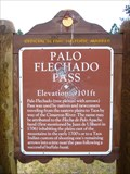 Image for Palo Flechado Pass