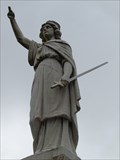 Image for Victory Monument - Llanbradach, Wales.