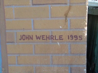 John Wherle Signature, Berkeley, CA