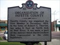 Image for Fayette County Organized