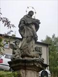 Image for St. John of Nepomuk / sv. Jan Nepomucký - Výprachtice, Czech Republic